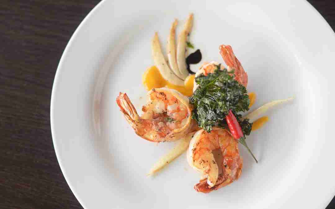 THE ART OF PLATING: PLATE FOOD LIKE A CHEF